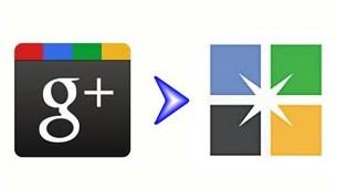 Google+-marcas